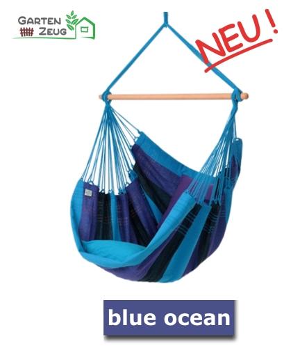 Hängesessel Brasil Blue Ocean