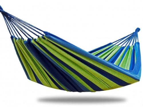 Tuchhängematte Single / Doppel - grün