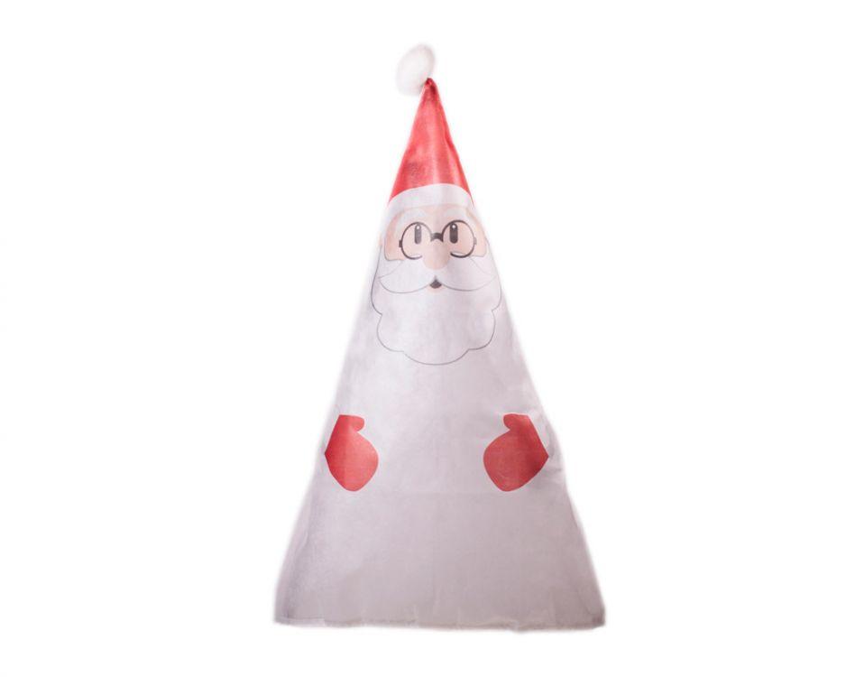 Winterschutz Vlieshaube Weihnachtsmann
