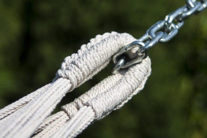 Ketten für Hängemattenbefestigung
